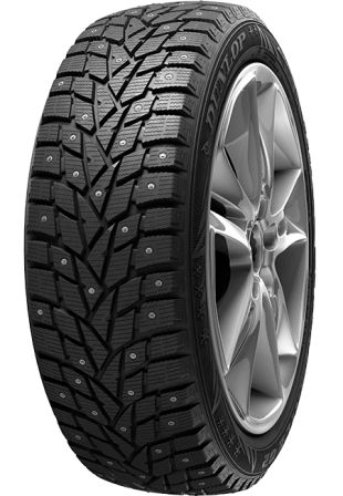Шина 185/65 Р-14 Dunlop Winter Ice02 90T б/к шип